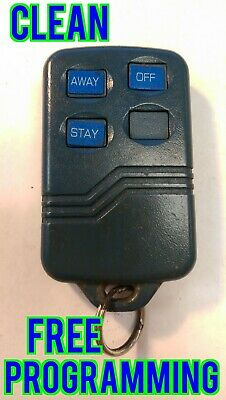 OEM ADEMCO ADT Honeywell Home Security Alarm Remote Fob 4Bt