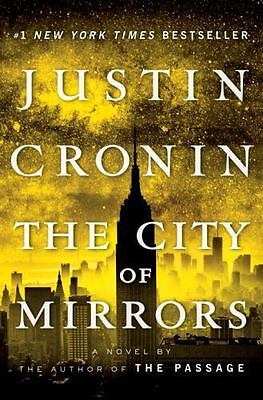 The City of Mirrors:The Passage Trilogy Book 3-1st Edit,1st Print-New Hardcover