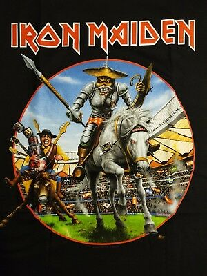 Iron Maiden - T-Shirt - Legacy of the Beast Tour 2018 Madrid Shop - Size XXL New