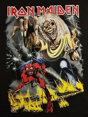 Iron Maiden - T-Shirt - Legacy of the Beast Tour 2018 NotB - Size L - New