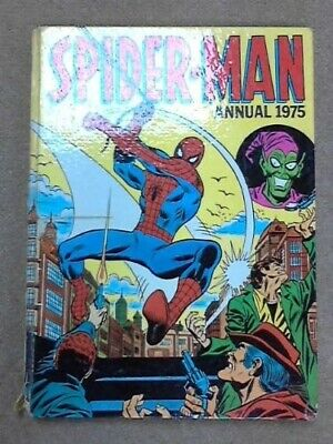 Spider-Man annual 1975, Geary Conway et. al., Good Condition Book, ISBN 07235027
