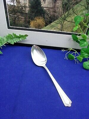 Oneida 1881  A1 Silver   HENLEY  Silverplate  Solid Serving Spoon   1930
