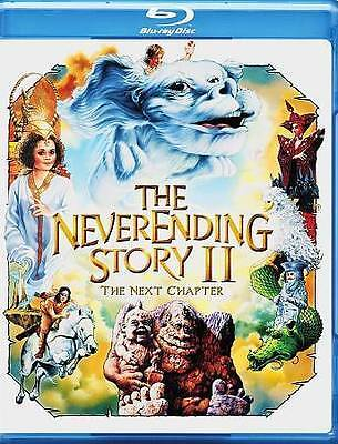 The Neverending Story 2: The Next Chapter (Blu-ray Disc, 2014)