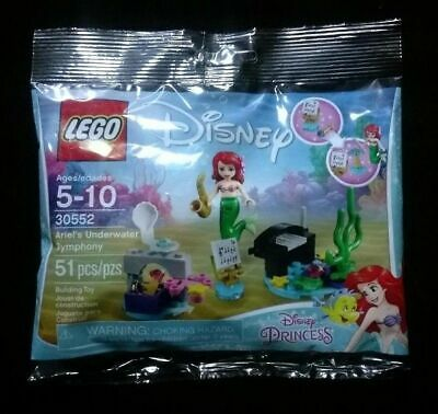 LEGO Disney Princess Ariel/'s Underwater Symphony Mini Set #30552