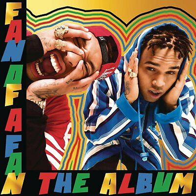 Chris Brown & Tyga - Fan Of A Fan The Album (Deluxe Edition) CD 2015 NEW/SEALED