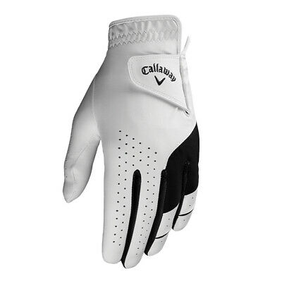 2019 Callaway Weather Spann Golf Glove (2 Pack) - Pick A Size