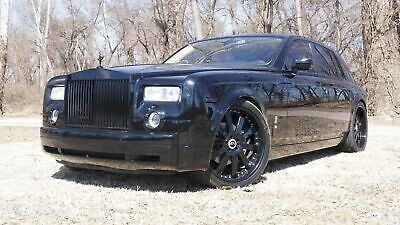 2006 Rolls-Royce Phantom CUSTOM UNIQUE ONE OF A KIND FORGIATO WHEELS FULLY LOADED  JUST SERVICED FINANCING/TRADES OFFER