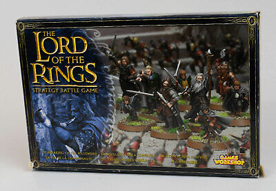Games Workshop Lord of the Rings The Breaking of the Fellowship metal figure set