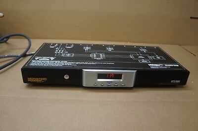 MONSTER POWER HTS 1600 Power Block Studio Entertainment Power Conditioner