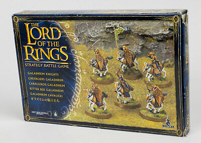 """Games Workshop Lord of the Rings """"Galadhrim Knights"""" figure set"""