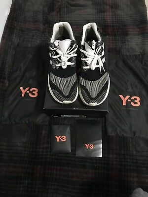 5d8a90e54fdc ADIDAS Y-3 PURE Boost ZG Knit Size 10.5 -  300.00