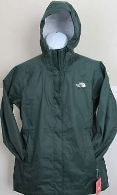 50cde6e900a7 NWT The North Face Women s Venture Rain Jacket Water Proof SCARAB GREEN  Size L