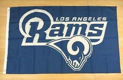6b7a748c LOS ANGELES RAMS Flag 3x5 ft Indoor/Outdoor Banner LA NFL