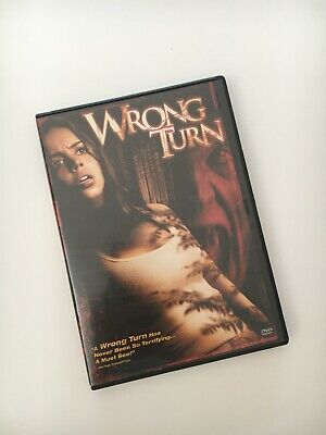wrong turn 1-6 - special edition büste blu-ray+dvd