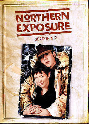 Northern Exposure - The Complete Sixth Season (DVD, 2014, 5-Disc Set) NEW SEALED
