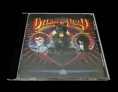 Bob Dylan Grateful Dead Dylan & The Dead CD 1987 Live Jerry Garcia 1989 CK 45056