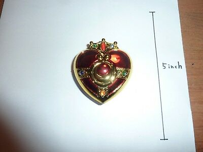 Sailor Moon Makeover Compact Mirror 2 Cosmic Heart compact Red