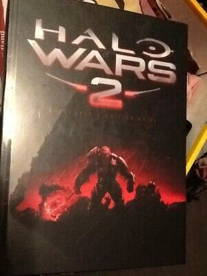HALO WARS 2 Collectors Strategy Guide (Hardcover)