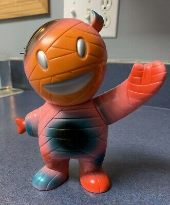POCKET MUMMY BOY UNPAINTED FLESH EDITION KAIJU DESIGNER VINYL FIGURE SUPER7