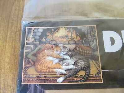 Dimensions ALL BURNED OUT Needlepoint  Kit Charles Wysocki #20007