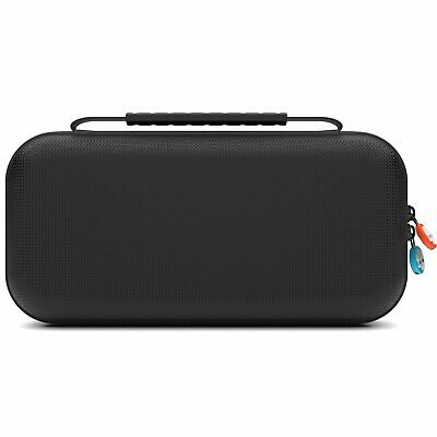 Skull & Co. Maxcarry Case Hard Shell Carrying Case for NINTENDO SWITCH - Black