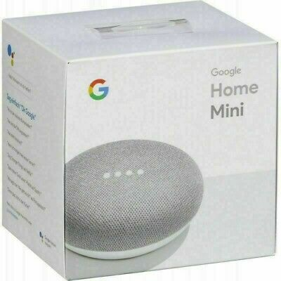 Google Home Mini Chalk BRAND NEW IN BOX