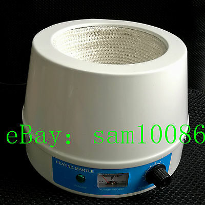 1000ml,300W,110V,Electric Heating Mantle,Temperature Control,US plug,Lab,Chem,1L