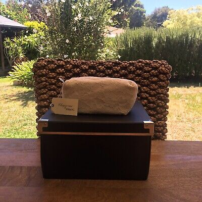 4x Cream Lace Cosmetic Bags With Tags