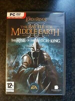 Lord Of The Rings - The Battle For Middle-Earth Ii - The Rise Of The Witch-King