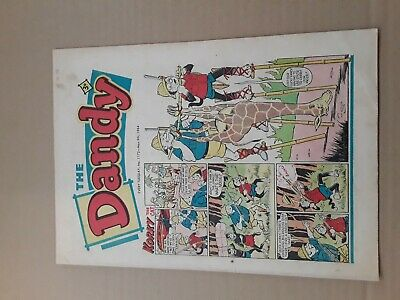 The Dandy Comic No 1172 May 9th 1964