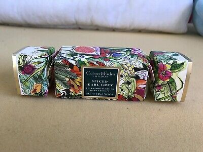 crabtree and evelyn spiced earl grey hand therapy cream 25g Free Postage