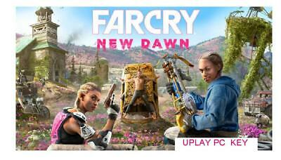 Far Cry New Dawn Uplay PC digital key