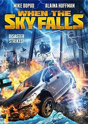 When the Sky Falls NEW DVD