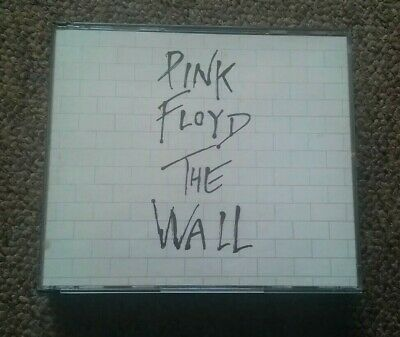 Pink Floyd The Wall 2CD Fat Box