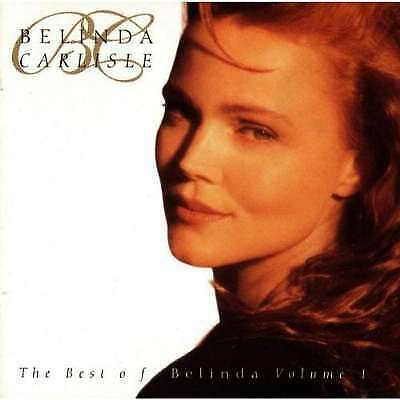 Belinda Carlisle-Best of Belinda, Vol. 1 CD   New