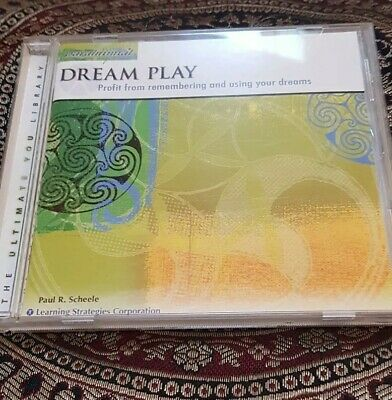Paraliminal CD Dream Play Learning Strategies Corporation Paul Scheele