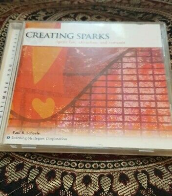 Paraliminal CD Creating Sparks Learning Strategies Corporation Paul Scheelep