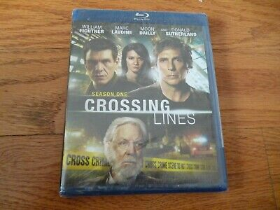 Crossing Lines (Blu-ray Disc, 2014, 3-Disc Set)