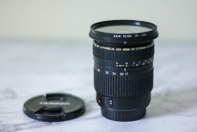 Tamron SP A05 17-35mm f/2.8-4 LD Aspherical SP AF IF Di Lens For Canon