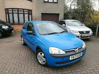 Vauxhall Corsa 1.0 Category N