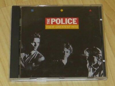 CD aus Sammlung +++ THE POLICE  * greatest hits +++
