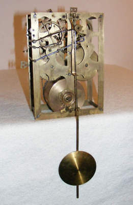 _____ old fusee movement from Shelf/Mantle Cuckoo Clock, working