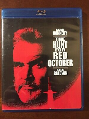 The Hunt for Red October (Blu-ray Disc, 2008)