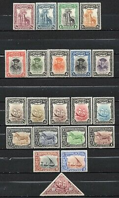 NYASSA very nice light mounted mint collection,stamps as per scan(6674)