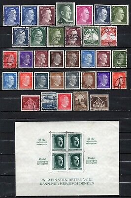 Germany very nice mixed era mixed collection,stamps as per scan(6688)