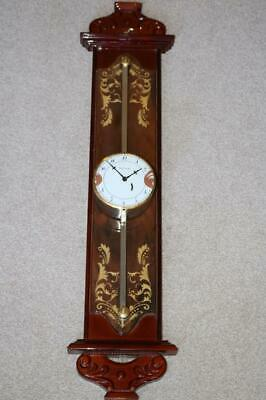 GRAVITY SAW MYSTERY WALL CLOCK by PROCLOCKS for restoration