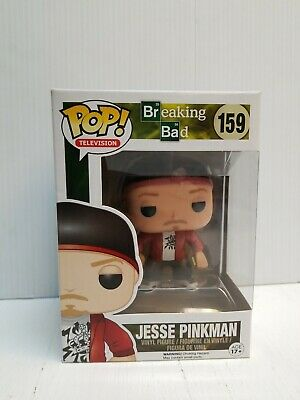 Funko Pop! Television Breaking Bad Jesse Pinkman #159
