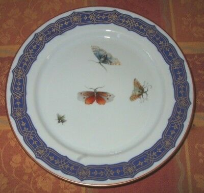 """Mottahedeh Merian Collection Bread & Butter Plate 7"""" Portugal"""