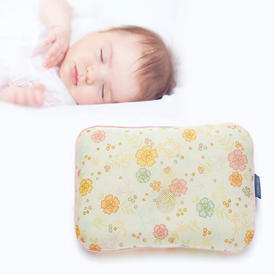 Small Gio Baby Pillow with Free Cover   S-Size 0-8 Months Head Circumference...