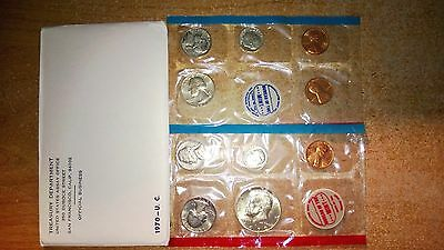 1970 Us Mint P, D, S Uncirculated Set - 10% Off When You Buy 3 Or More
